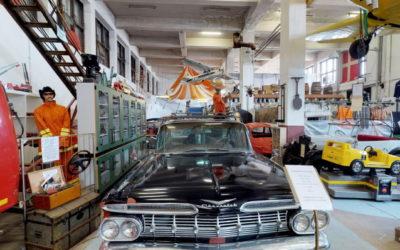 NÆSTVED AUTOMOBILE MUSEUM