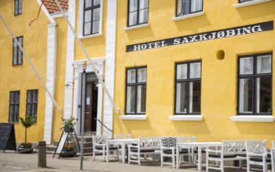 Hotel Saxkjoebing