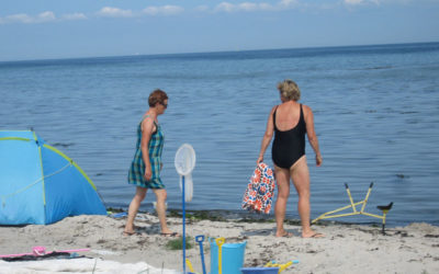 Lundeborg Strand-Camping